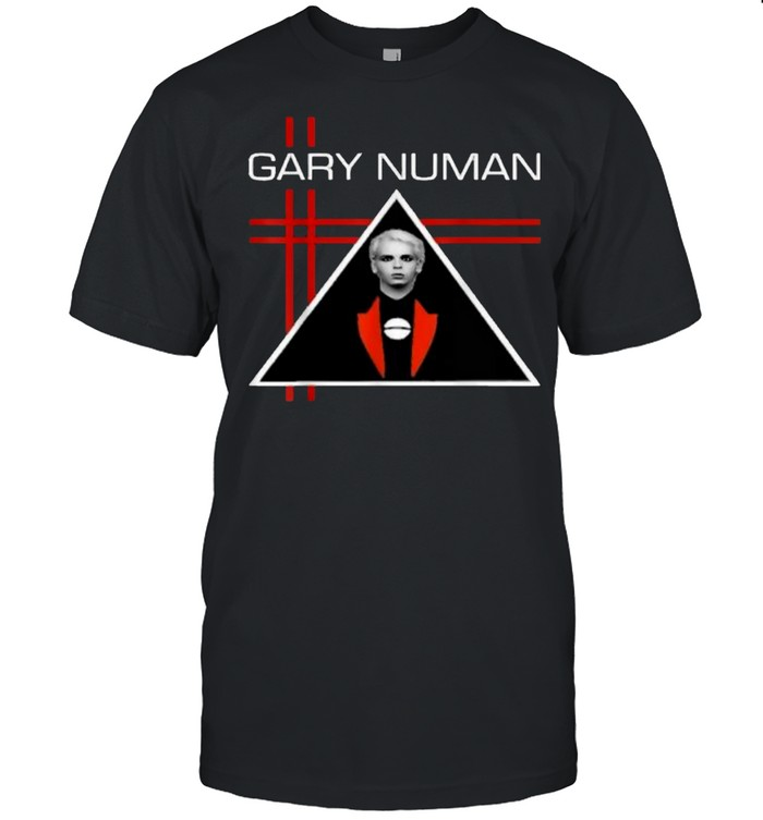 Gary Numan  Classic Men's T-shirt