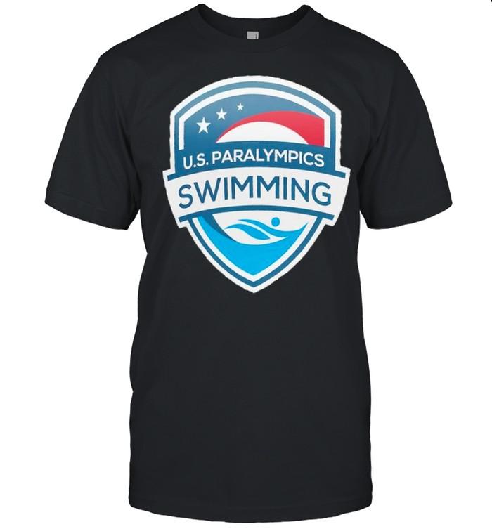 USA Swimming Womens U.S. Paralympics shirt Classic Men's T-shirt