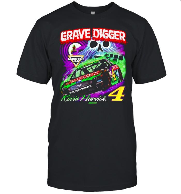 Kevin Harvick Stewart Haas Racing Team shirt Classic Men's T-shirt