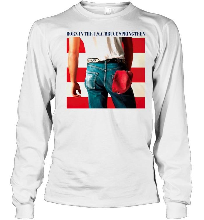 Born in the USA bruce springteen shirt Long Sleeved T-shirt