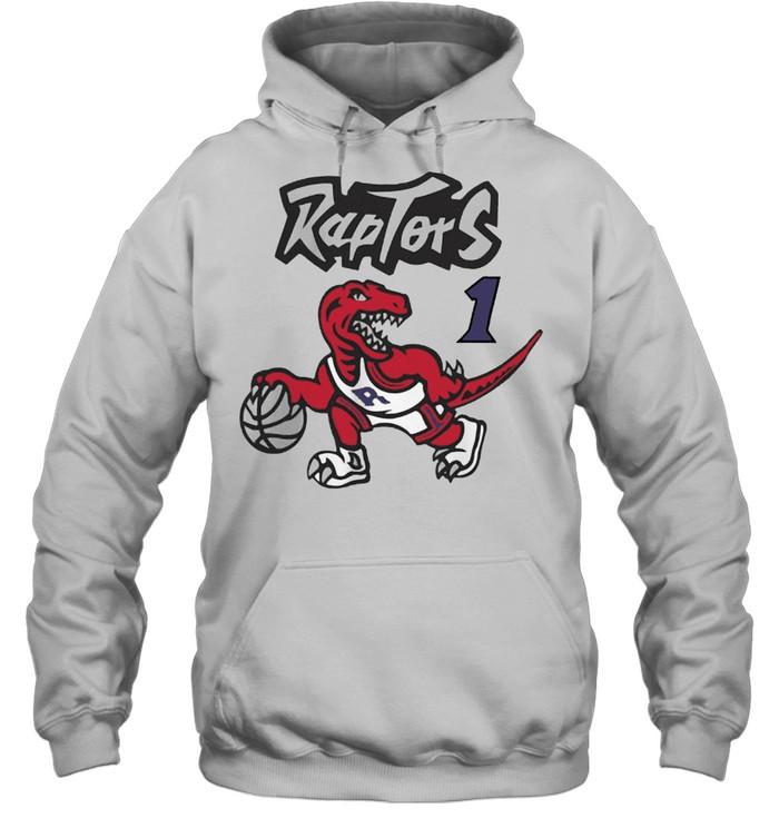 raptors t shirt Unisex Hoodie