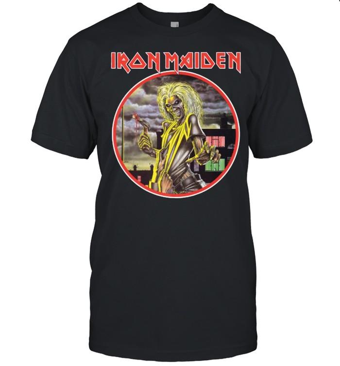 Iron Maiden – Killers SKull T- Classic Men's T-shirt