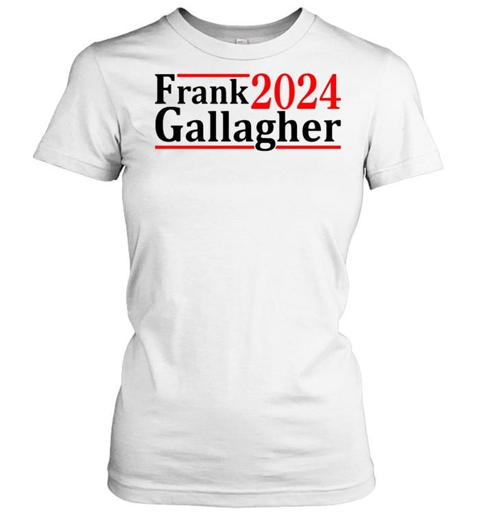 Frank Gallagher 2024 shirt Classic Women's T-shirt