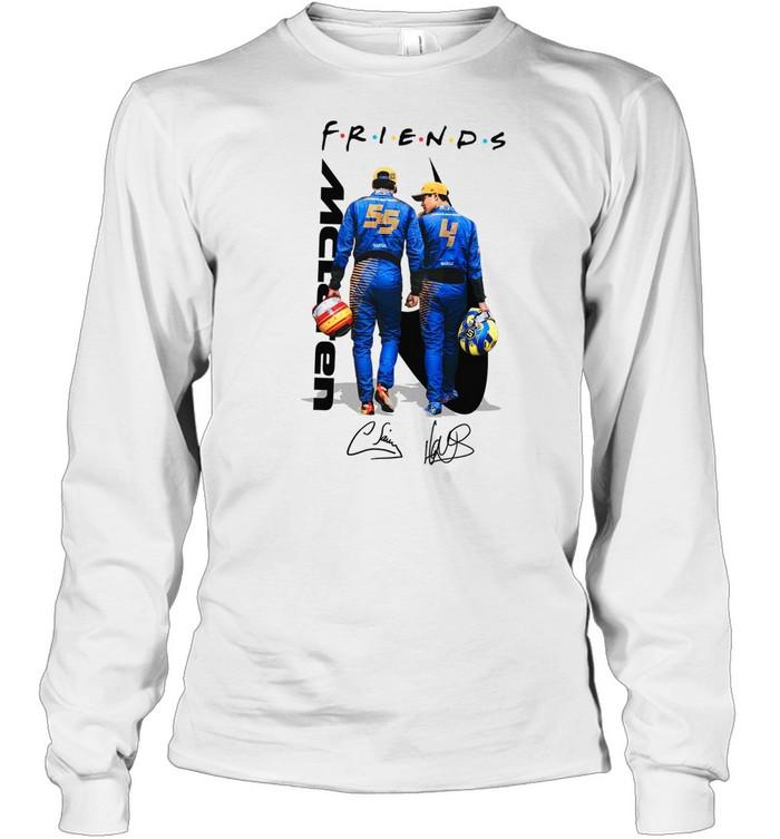 Friends Madden shirt Long Sleeved T-shirt