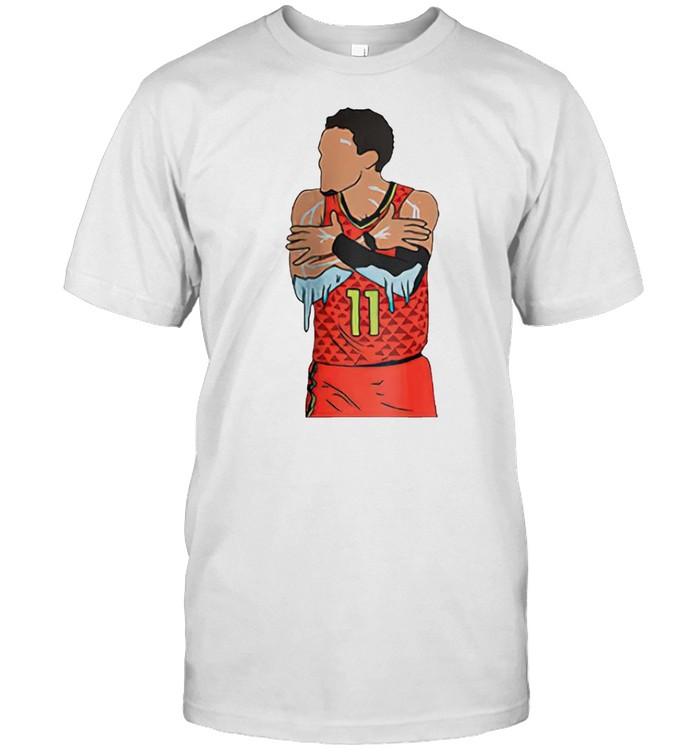 NBA Ice Trae Young shirt Classic Men's T-shirt