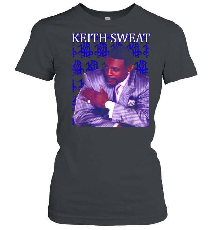Vintage Keiths Art Sweats Music Legend 80s 90s T- Classic Women's T-shirt