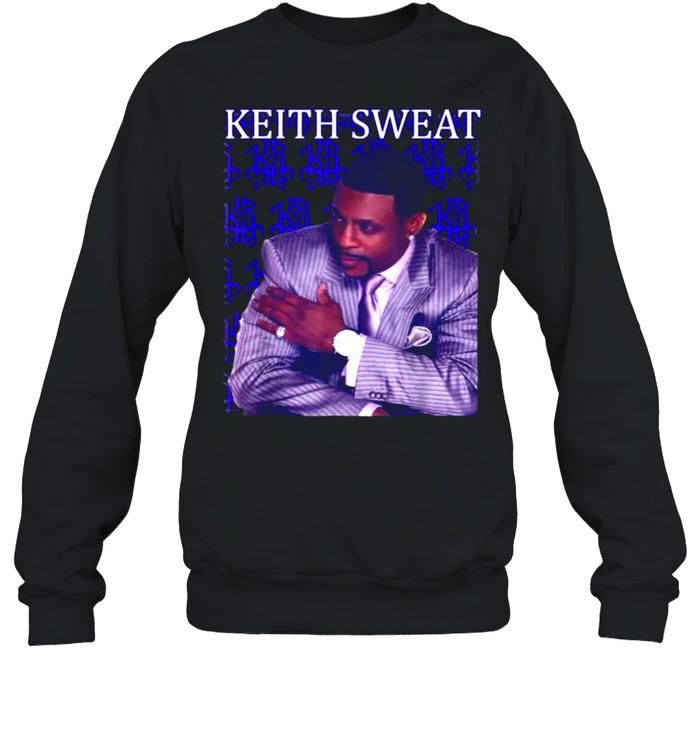 Vintage Keiths Art Sweats Music Legend 80s 90s T- Unisex Sweatshirt