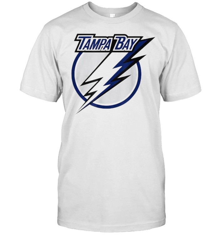 Tampa bay lightning hokey team shirt Classic Men's T-shirt