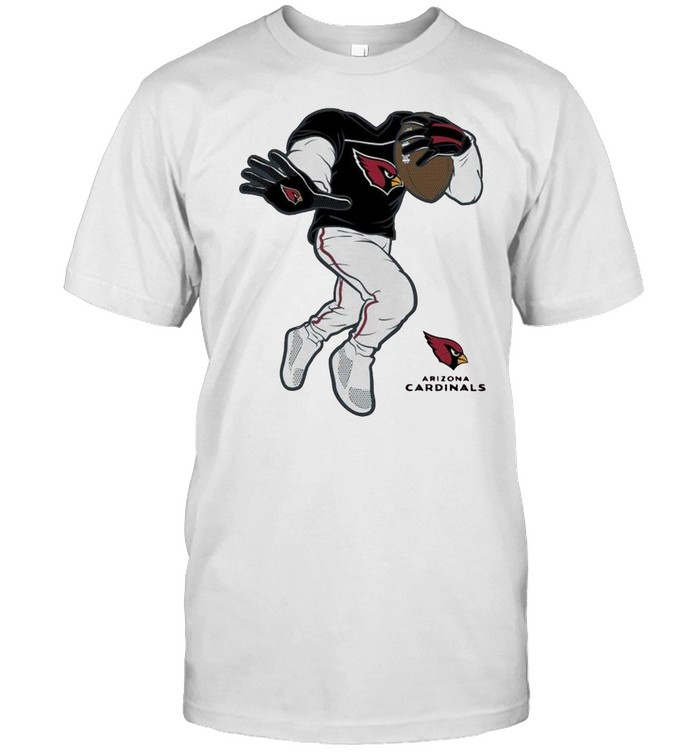 Arizona Cardinals Toddler Yard Rush II shirt Classic Men's T-shirt