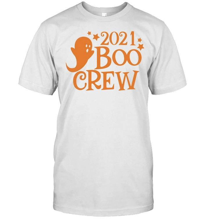 2021 The Boo Crew Halloween shirt Classic Men's T-shirt
