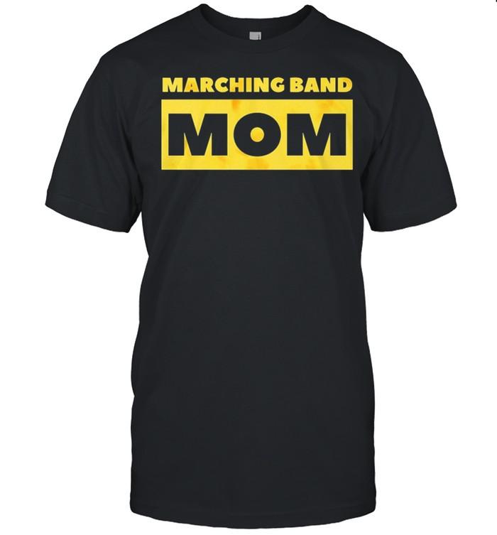Marching band mom shirt Classic Men's T-shirt
