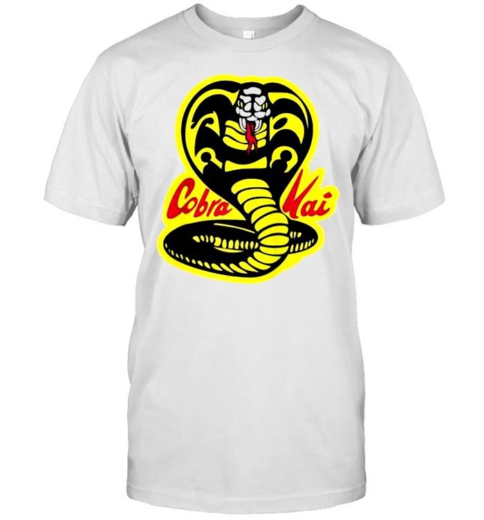 Cobra Kai 3 Original Logo shirt Classic Men's T-shirt
