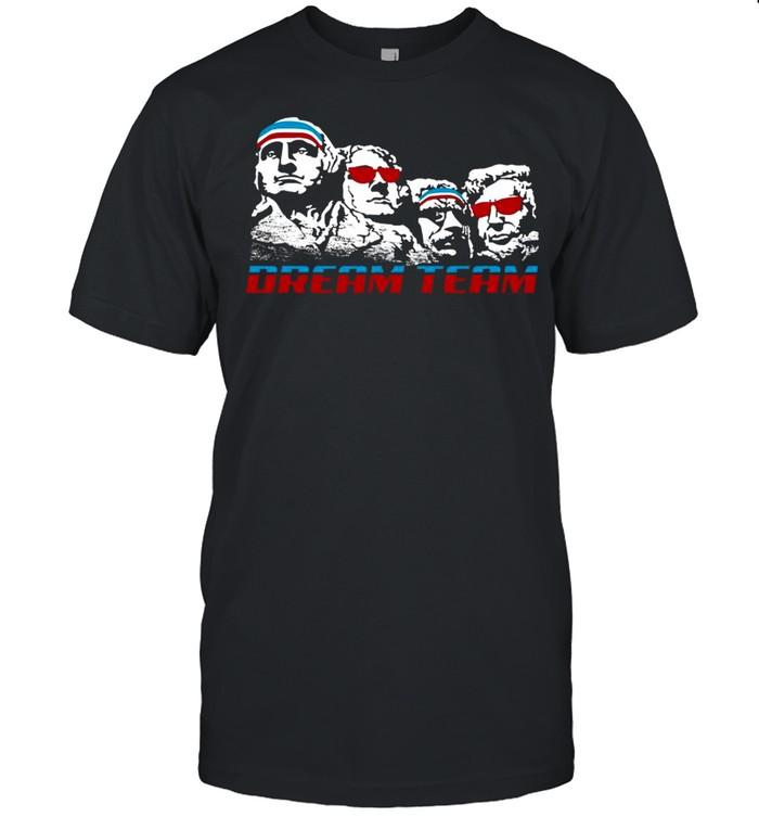 USA Dream Team Patriotic  Classic Men's T-shirt