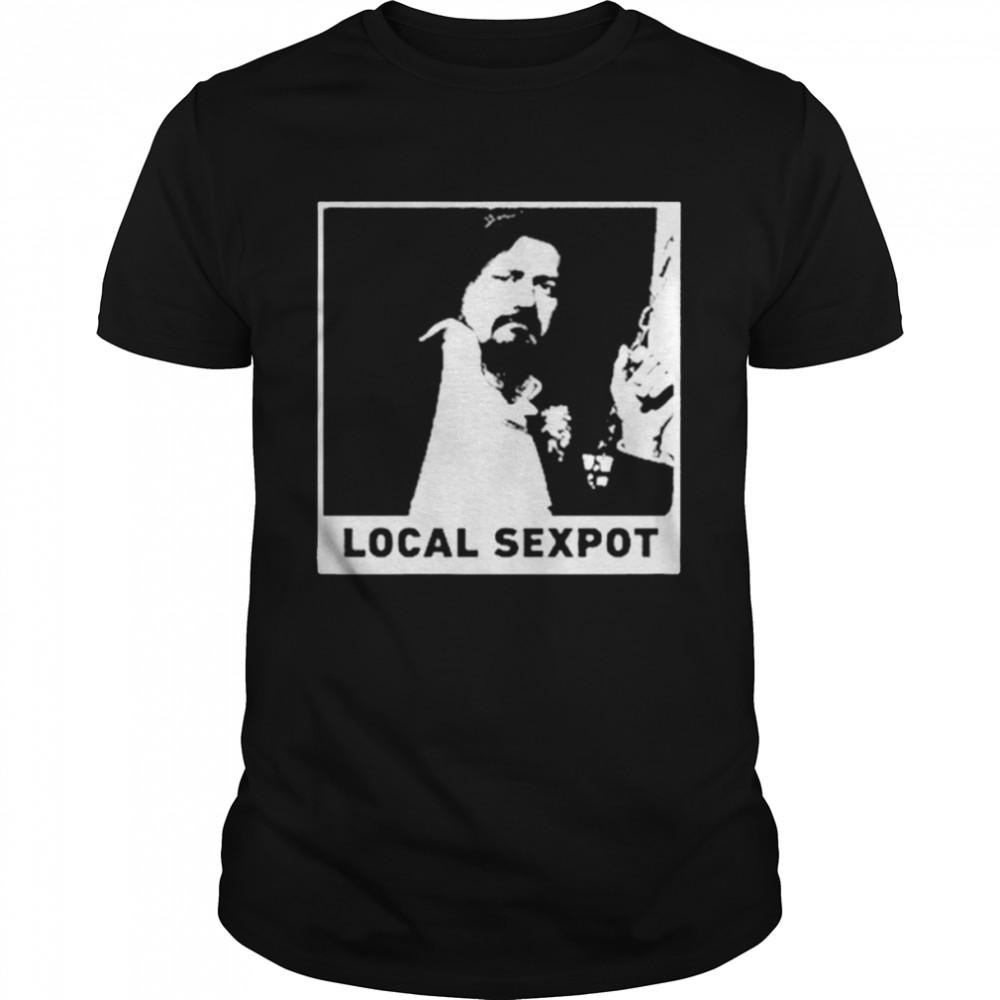 WKUK Trevor Moore local sexpot shirt Classic Men's T-shirt