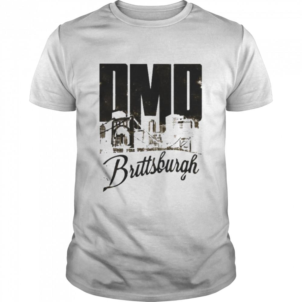 Britt baker brittsburgh rally towel shirt Classic Men's T-shirt