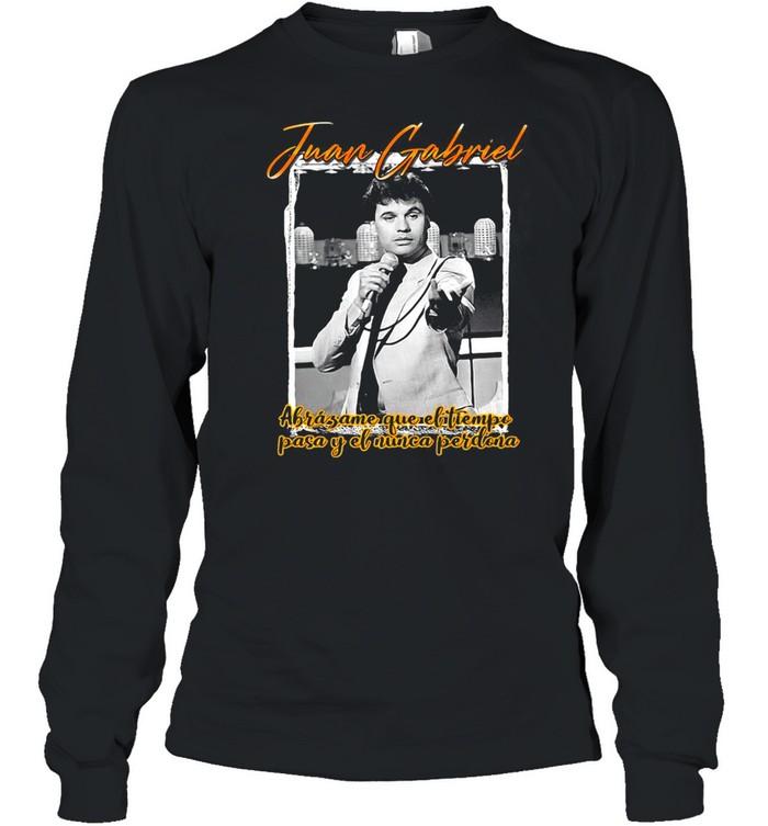 Abrazame Muy Fuerte Gabriel T-shirt Long Sleeved T-shirt