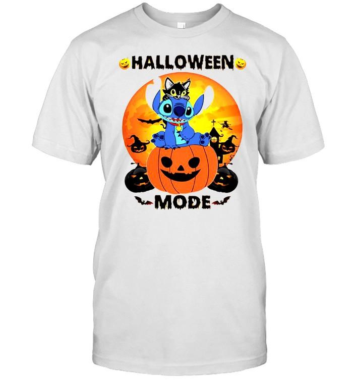 Stitch Halloween mode shirt Classic Men's T-shirt