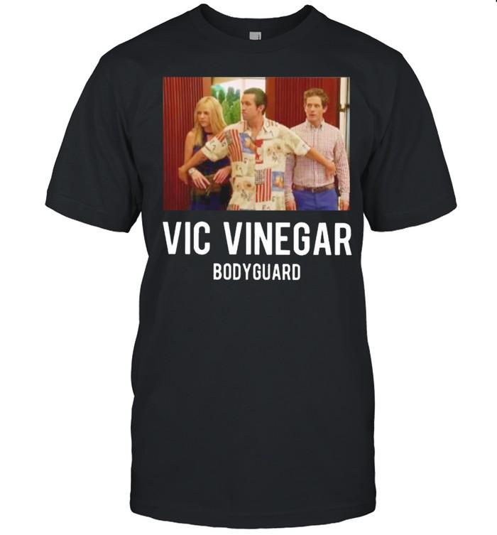 Vic Vinegar bodyguard shirt Classic Men's T-shirt