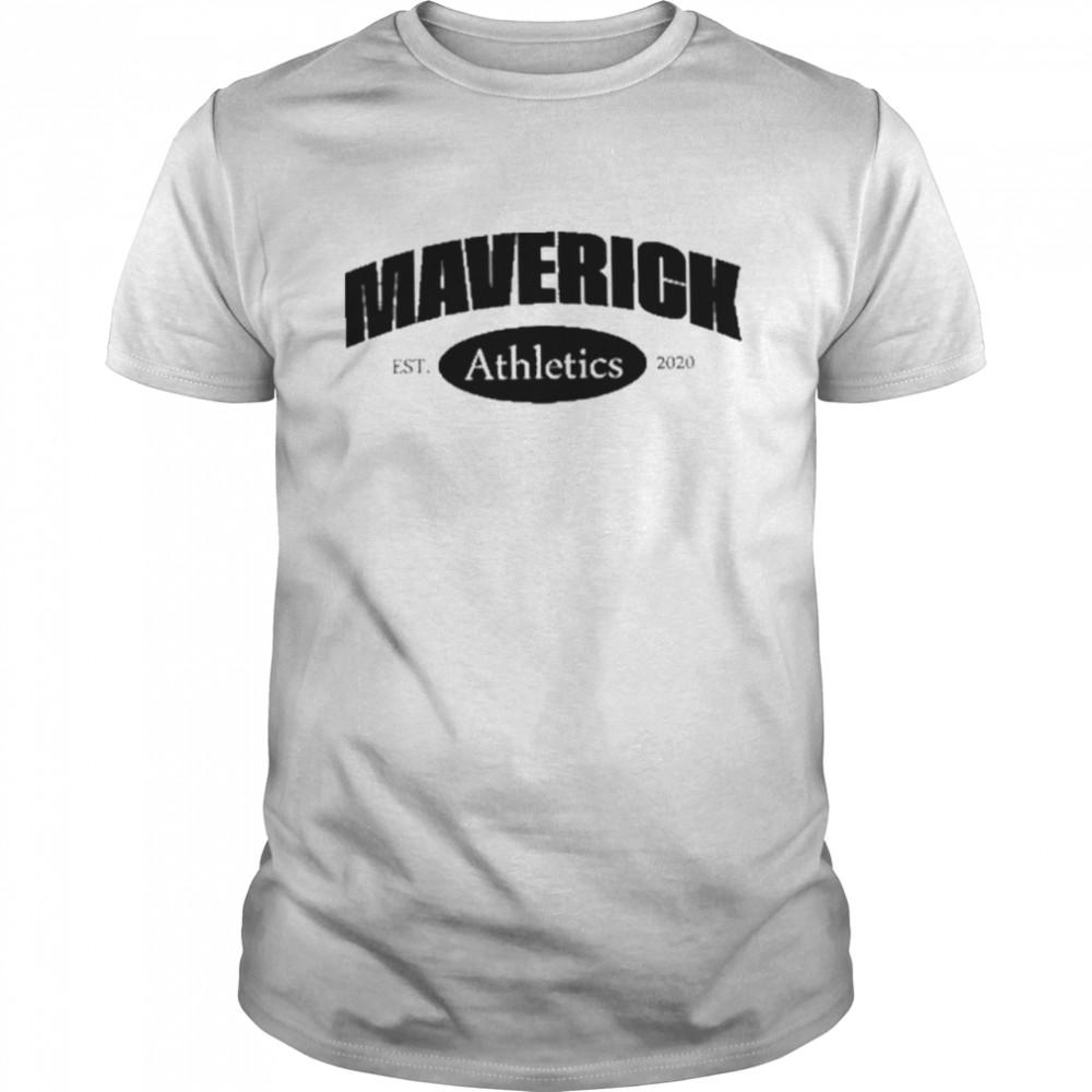Logan Paul maverick athletics shirt Classic Men's T-shirt