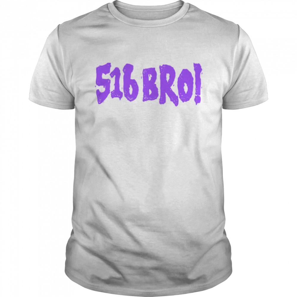 Matt Cardona 516 bro shirt Classic Men's T-shirt