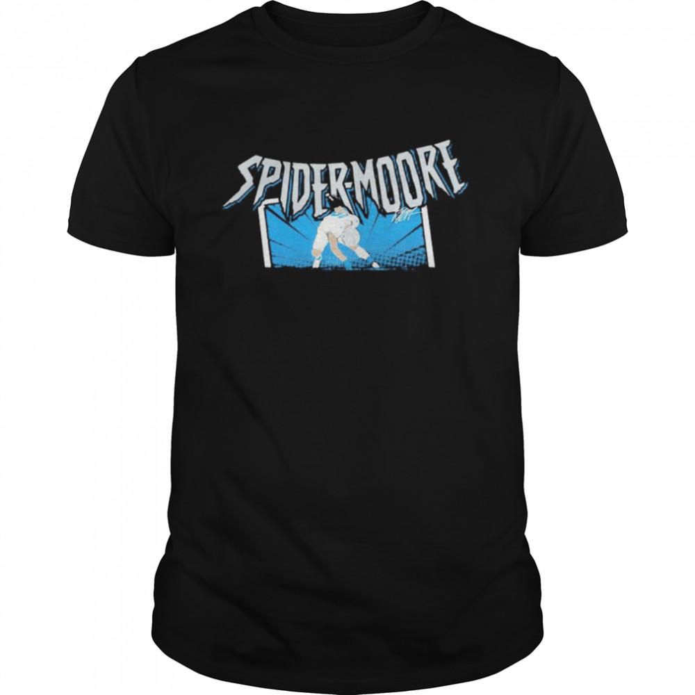 D.J. Moore spider-moore shirt Classic Men's T-shirt