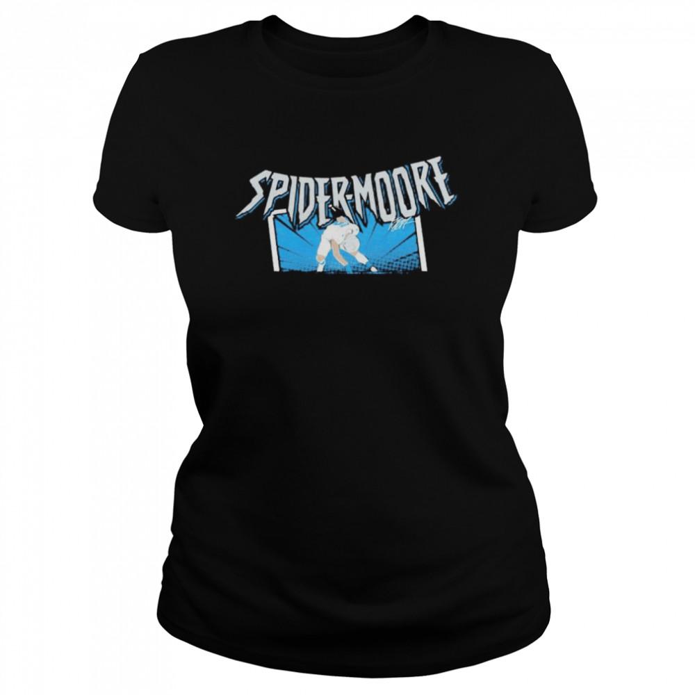 D.J. Moore spider-moore shirt Classic Women's T-shirt