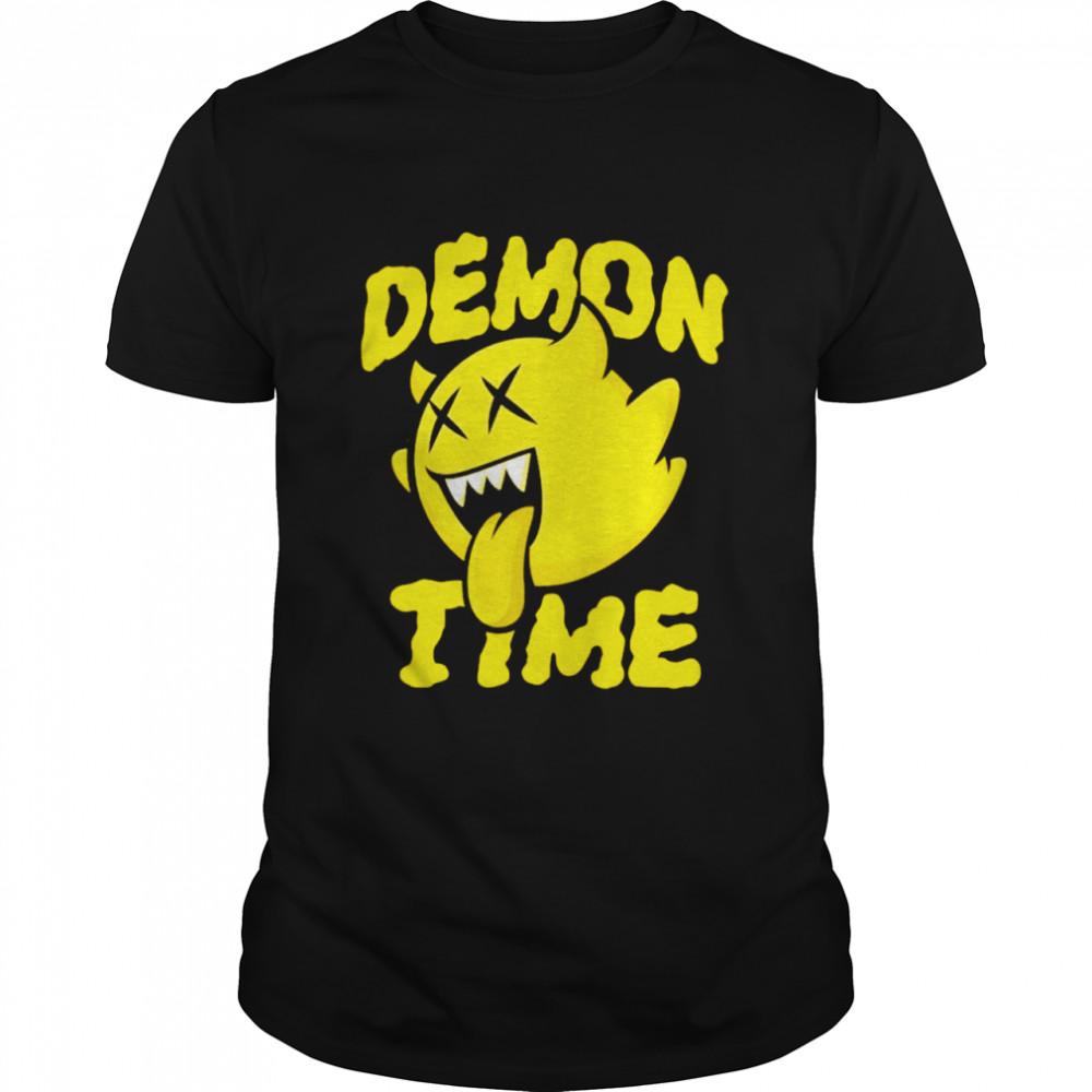 Demon Time shirt Classic Men's T-shirt
