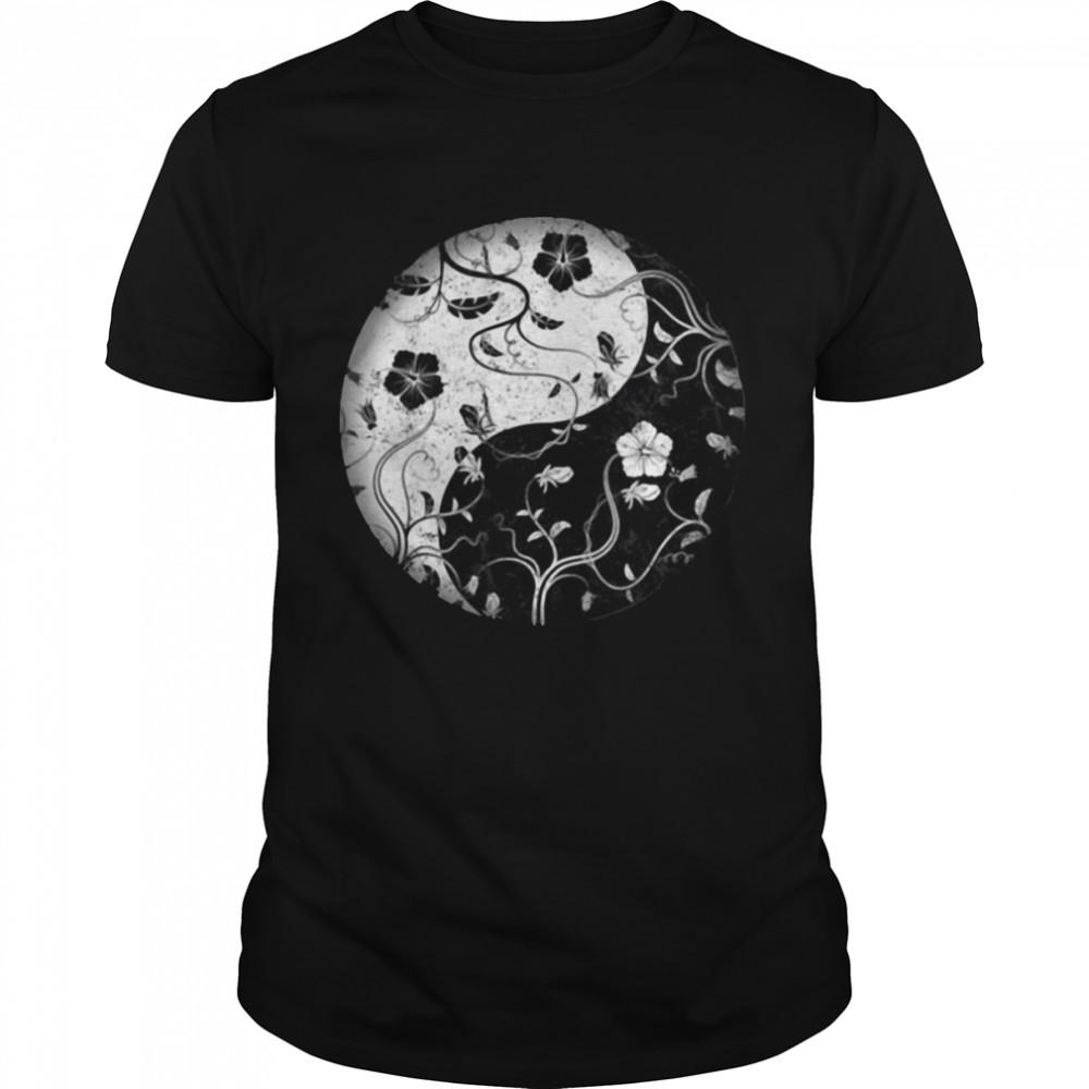 Yin Yang Clothes Clothing Tops Design Ying X T-shirt Classic Men's T-shirt