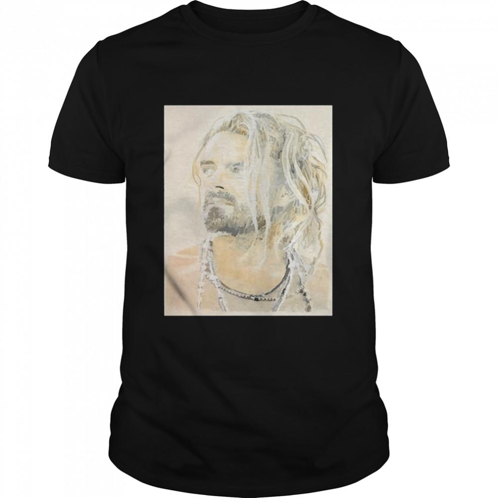 Xavier Rudd retro art shirt Classic Men's T-shirt