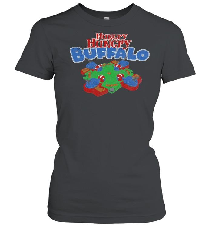 Hungry hungry buffalo shirt Classic Women's T-shirt