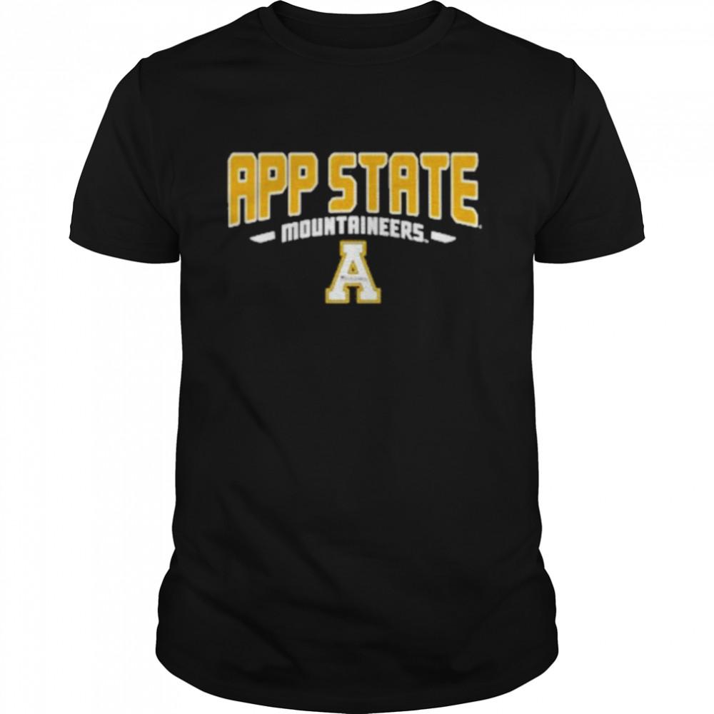 Appalachian State Mountaineers  Classic Men's T-shirt