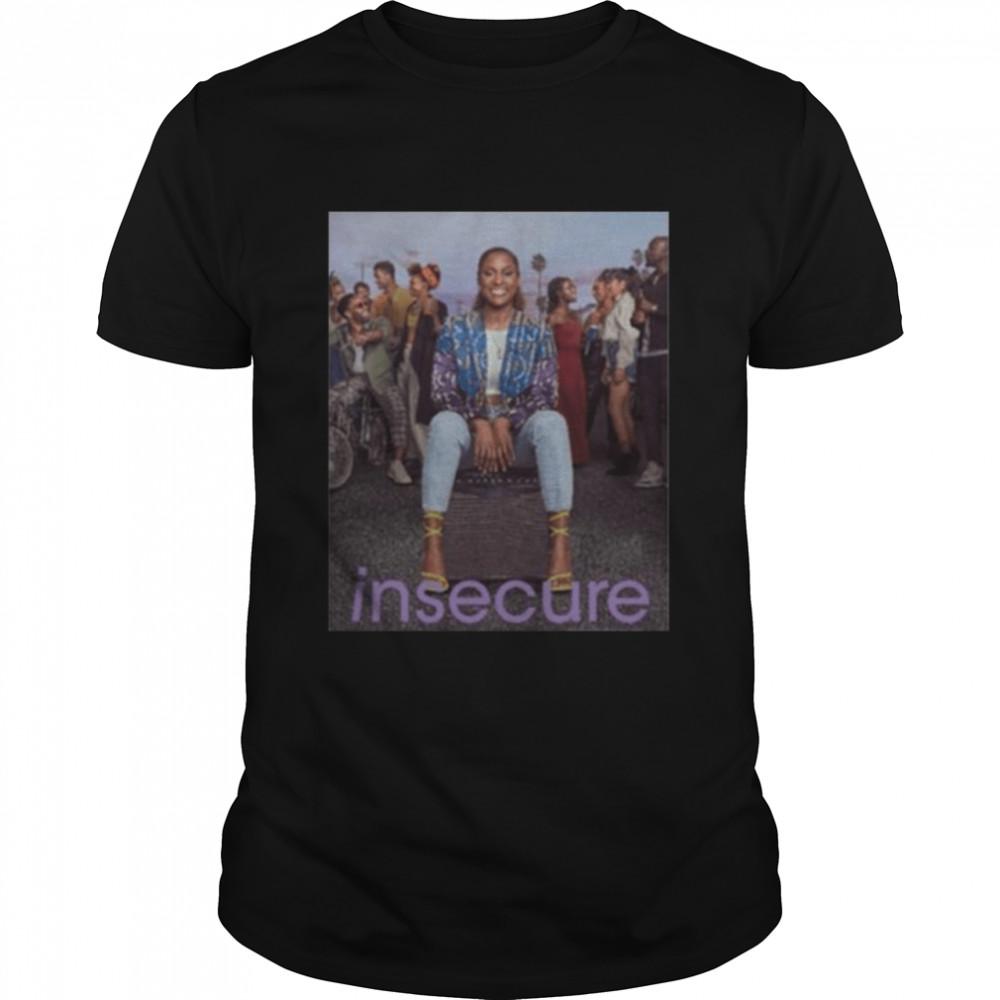 Insecure Key Art Adult  Classic Men's T-shirt